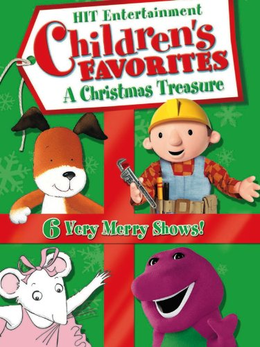 Children's Favorites Christmas Treasure