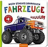 Mein starkes Soundbuch - Fahrzeuge (Foto-Streichel-Soundbuch)