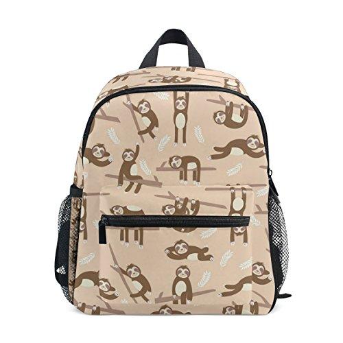 Lindo mochila para niños perezosos de la escuela de la armadura de la sarga de los niños perfecto para la escuela o el viaje
