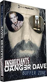 Philippe Petit Collection (3 Films) - 2-DVD Set ( Danger Dave / Insouciants (Carefree) / Buffer Zone ) [ NON-USA FORMAT, PAL, Reg.0 Import - France ] by David Martelleur