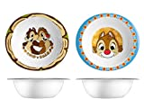 Home Cip&Ciop Piatto Fondo Ovale, 15 cm, Melamina, Multicolore, 15x14x4 cm