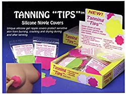 Tanning Bed Nipple Covers