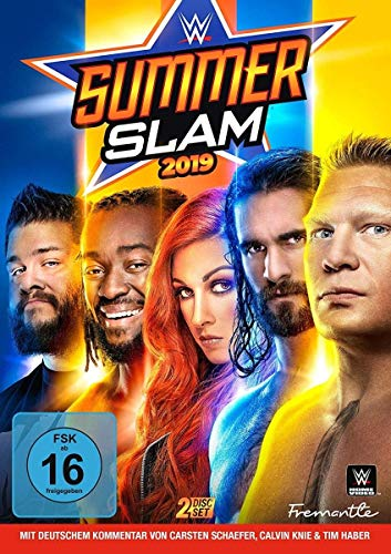 WWE: SummerSlam 2019 [2 DVDs]