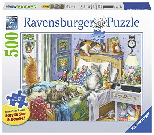 rompecabezas de 500 piezas fabricante Ravensburger