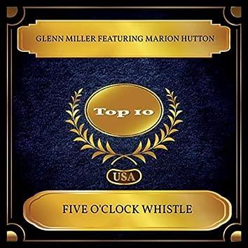 Five O'Clock Whistle (Billboard Hot 100 - No. 06)