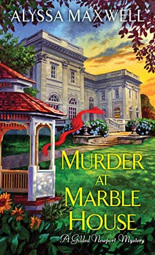 Murder at Marble House A Gilded Newport Mystery Book 2 product image