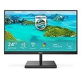 Philips 245E1S/00 LCD-Monitor E-line 24 Schwarz