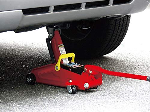 『エマーソン 油圧式フロアジャッキ2t EM-501 SG規格適合 1年保証 軽自動車~コンパクトにおすすめ EMERSON EM501』の3枚目の画像