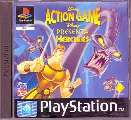 Disney Action Game Presenta HERCULES