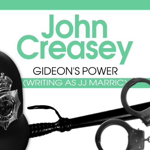 Gideon's Power cover art