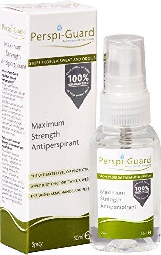 Perspi-Guard Maximum Strength Antiperspirant Spray - 30ml by Perspi-Guard