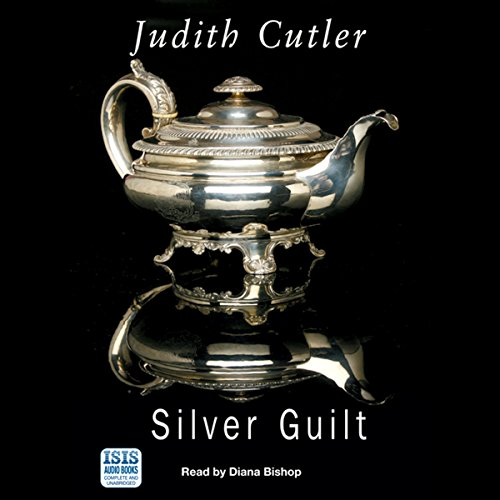 Silver Guilt audiobook cover art