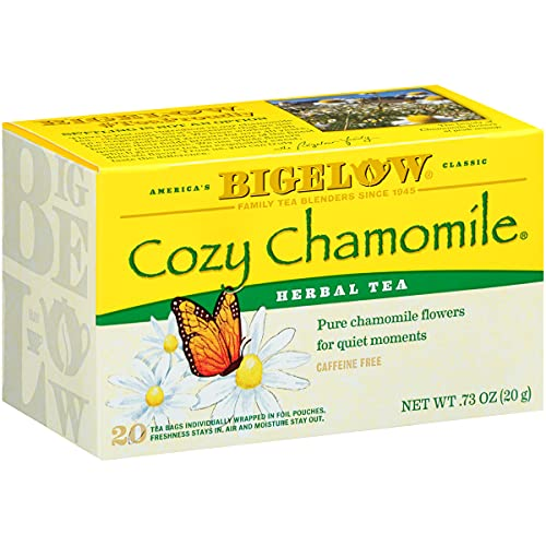 Chamomile tea for your health