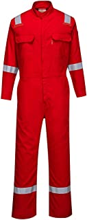 fr coveralls with reflective tape