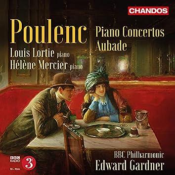 Poulenc: Concertos for Piano