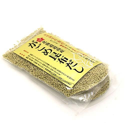 がごめ昆布 だし だしの素 顆粒 70g (お味噌汁 約42杯分) ガゴメ昆布 の粘りと旨みが活きる おいしい出し調味料 北海道産 昆布 メール便 送料無料