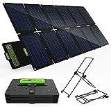 Topsolar SolarFairy 100W Portable Foldable Solar Panel Charger Kit 18V DC Output...