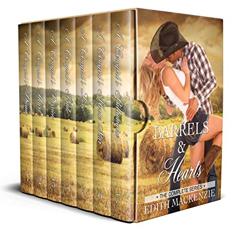 Barrels and Hearts Series Complete Collection: Eight book boxed set