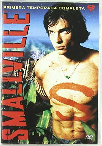 Smallville Temporada 1 [DVD]