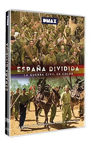 España Dividida - La Guerra Civil en color + La mirada de los historiadores [DVD]