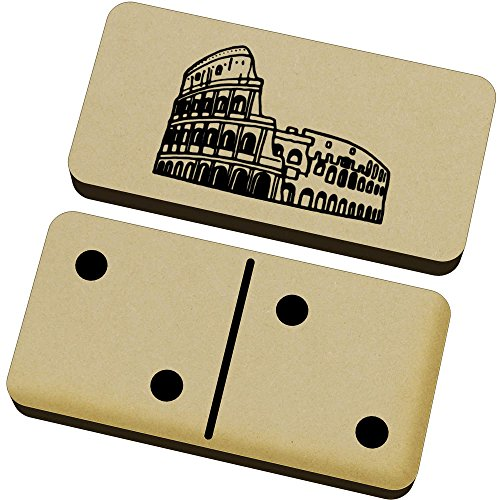 Azeeda 'Colosseum' Domino-Spiel und Box (DM00015981)