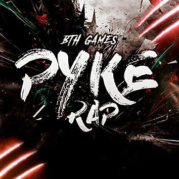 Pyke el Destripador (Tributo Campeones Lol)
