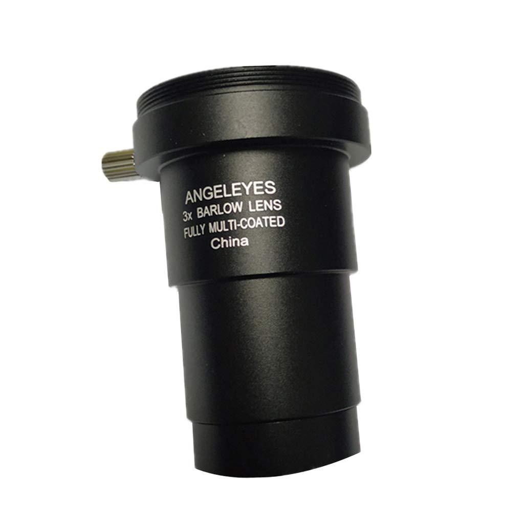 5X 3X Barlow Lens for Bushnell Telescope Eyepiece 1.25 M42 Reflector