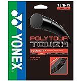 国内未発売モデル【12Mカット品】ヨネックス ポリツアー タフ(1.25mm) 硬式テニス ポリエステル ガット(Yonex POLY TOUR TOUGH) [並行輸入品]