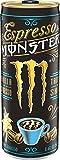 Espresso Monster Triple Shot Energy Espresso 6-8.4oz Cans (Vanilla & Espresso)