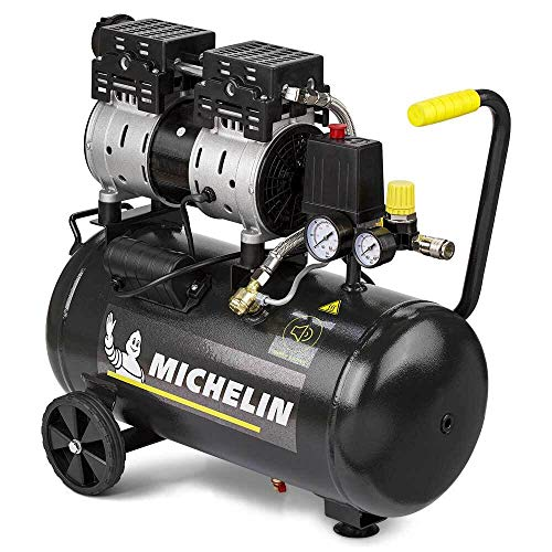 Michelin Druckluft Kompressor mobil MX24-1 leise