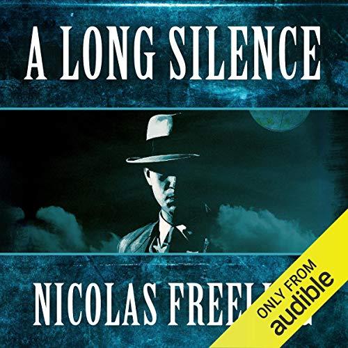 A Long Silence audiobook cover art