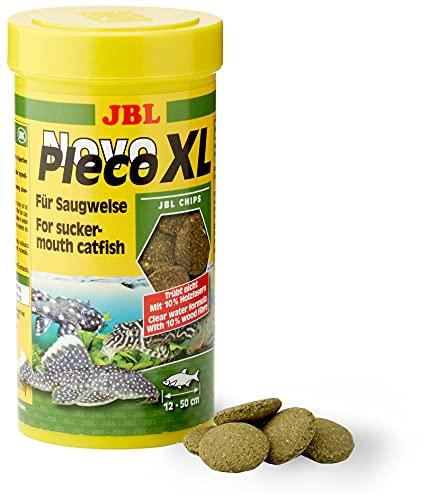 JBL NovoPleco XL 250ml - Aliment de base pour grands plécos