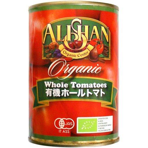 Alishan ホールトマト缶 400g ×8セット
