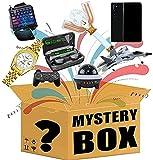 HYGLPXD Caja Sorpresa,artículo Misterioso,Caja Misteriosa Últimos Teléfonos Móviles, Drones, Relojes Inteligentes,etc, Todo Es Posible (Aleatorio)