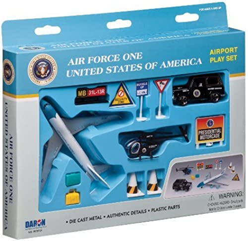 toma Airforce One United States of of of America Airport Playset by Daron  mejor vendido