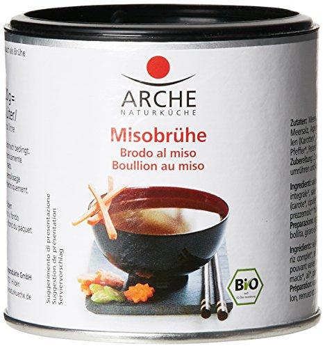 Arche Bouillon Miso Bio 120 g