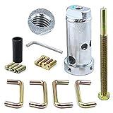 fan blades blower - Romalon FBP100 Fan Blade & Blower Wheel Puller with Heavy duty steel and 5/8