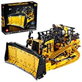 LEGO 42131 Technic Buldócer Cat D11 Controlado por App, Set de Construcción para Adultos, Vehículo a Motor para Construir con Control Remoto