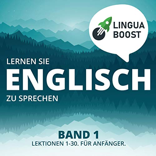 Lernen Sie Englisch zu sprechen: Band 1. Titelbild
