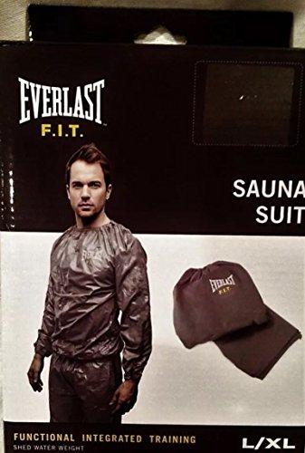 Everlast F.i.t Sauna Suit L/xl (Black)