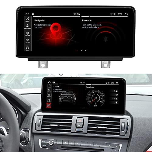 Koason Android 1920HD 10.25 Pollici IPS Screen Monitor Display Upgrade Autoradio Multimedia Player GPS Navigazione für BMW 1 2 Series F20/ F21/F22/F23 NB