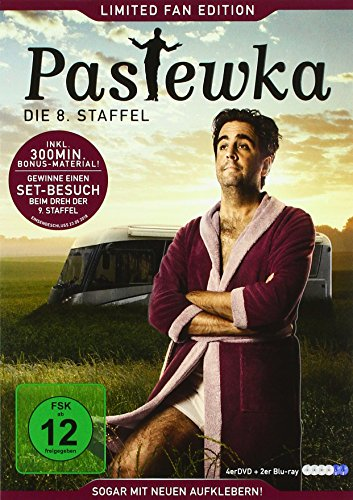 Staffel 8 (Limited Fan Edition) (exklusiv bei Amazon.de) (4 DVDs und 2 Blu-rays)