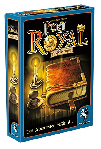 Pegasus games 18143G - Port Royal Het avontuur begint (uitbreiding)