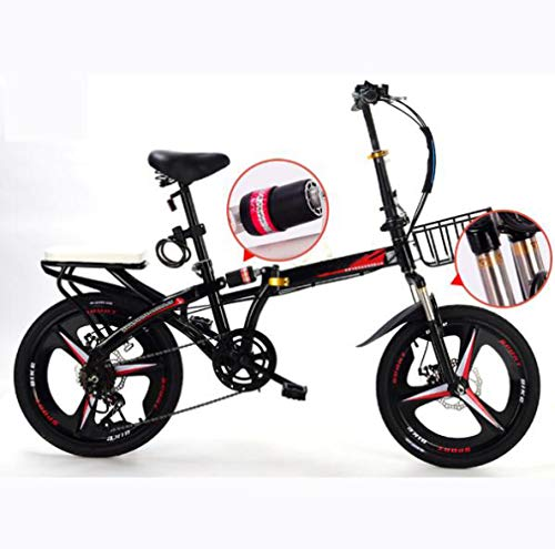 JI TA 19 Pulgadas Plegable De Aluminio Bicicleta De Paseo
