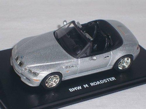 B-M-W Z3 Z 3 M Roadster Silber Silver 1/43 Maxi Car Modell Auto Modellauto