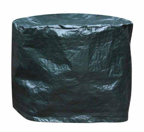Gardeco COVER-FB60 Bâche pour brasero et Foyer de Jardin Vert Diamètre 60 cm