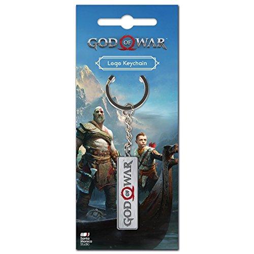 Close Up Porte-clés God of War - Logo