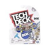 Tech DGK Tiger Blue Series 11 Fingerboard -