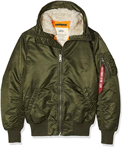 Alpha Industries MA-1 w.o. fur jas