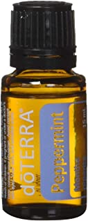 doTERRA Peppermint Essential Oil 15 ml by doTERRA, 2 Pack